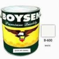boysen quick drying enamel b 600 white 4liters price online