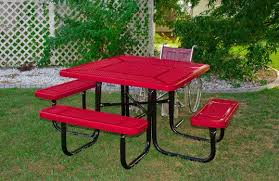 Commercial Picnic Tables by 46