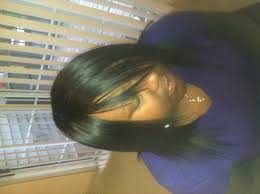 weave no leave out hairstyle brazillian full sew in no leave out youtube