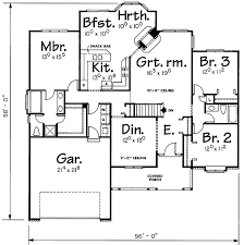 ranch floor plans with two master suites 48 images house