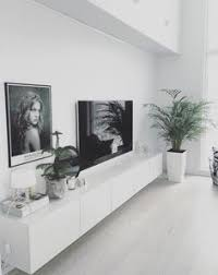 Beautiful Modern White Kitchen With Scandinavian Simplicity - Scandinavian home design