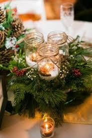 Christmas Dinner Centerpieces - top 25 christmas wedding ideas of the year 2015 centerpieces