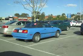 1992 Ford Thunderbird Curbside Classic 1992 Ford Capri Barchetta U2013 Full Circle