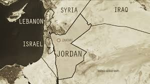 Map Of Israel And Syria by Generation In Crisis