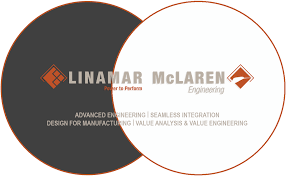 mclaren logo png technology linamar