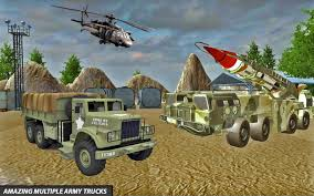 drive army check post truck android apps on google play