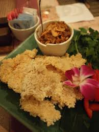 this is gonna be good a southern thai dinner at little spice