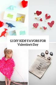 Valentine S Day Homemade Gift Ideas by 12 Easy Diy Valentine U0027s Day Gifts For Kids Shelterness