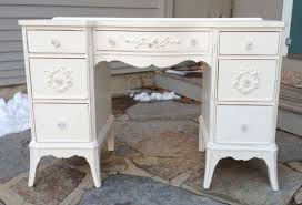 chic office supplies white shabby chic desk home design