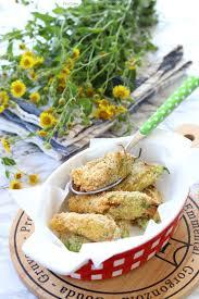 fiori di zucca in forno di zucca ripieni al forno