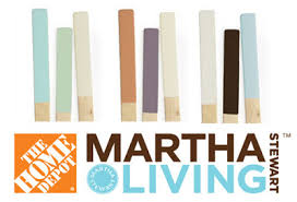 house blend martha stewart living paint to launch at the home depot