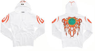 bonus okami hoodie okami den ds japan new okamiden jacket sdcc s