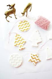 clay ornament gift tags diy gift tags