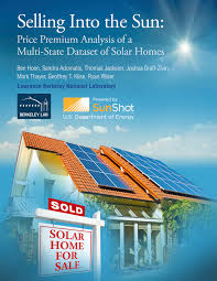 berkeley lab illuminates price premiums for u s solar home sales