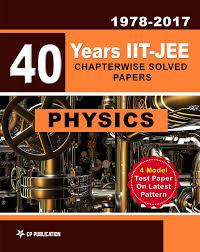 40 years iit jee solved paper books pcm by cp publication