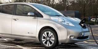 nissan leaf dc fast charge charging range nissan leaf electric car nissan