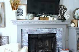 35 beautiful fall mantel decorating ideas
