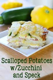 thanksgiving scalloped potatoes scalloped potatoes with zucchini u0026 ham buona pappa