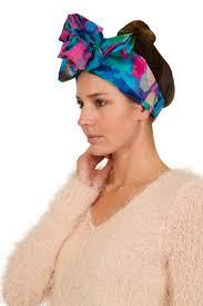 silk headband venus silk headband fabryan