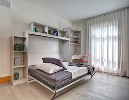 Modular Bed Frame Modern Modular Murphy Beds To Save Bedroom Space Room Decors And