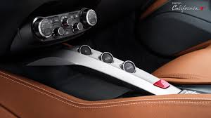 Ferrari California T Interior 2016 Ferrari California T Review Prices U0026 Specs