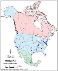 canada states map request a map of america with mexican states and canadian