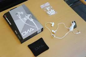 design kopfhã rer dna in ear headphones review