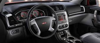 gmc terrain back seat new gmc acadia lease and finance specials gainesville florida