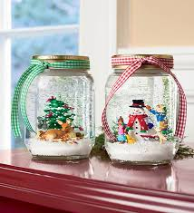 Personalised Snow Globes Tree Decorations Craftionary