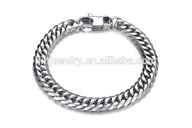 steel chain bracelet images Bracelet hand chain for men stainless steel curb chain bracelet jpg