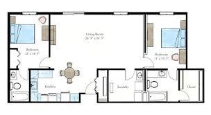 2 bedroom garage apartment floor plans floor plan 2 bedroom apartment