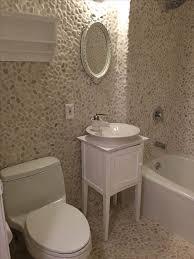 Backsplash Bathroom Ideas by 544 Best Bathroom Pebble Tile And Stone Tile Ideas Images On