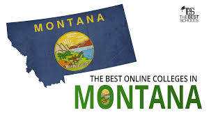 Montana Flag The Best Online Colleges In Montana For 2018 The Best Schools