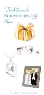 traditional anniversary gifts traditional wedding anniversary gifts ideas by year for every year
