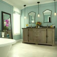 Pendant Lights For Bathroom - blue cottage bathroom photos hgtv