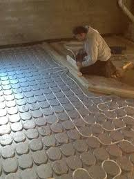 basement heated floor basements ideas