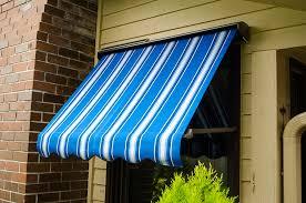 Fabric Window Awnings Retractable Window Awnings Rainier Shade