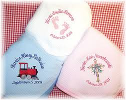engraved blankets baby personalized cotton baby blankets
