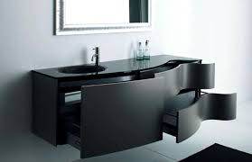 bathroom cabinets designs modern black bathroom cabinets design 3751 home decorating designs
