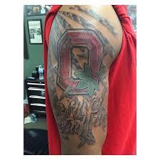 Ohio State Tattoos - for darron