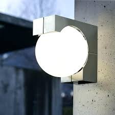 Stainless Steel Outdoor Lighting Wall Lights Astonishing Outdoor Wall Mounted Lighting Wall Lights