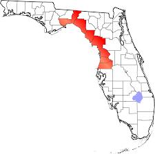 Map Of Flirida File Map Of Florida Highlighting Nature Coast Svg Wikimedia Commons