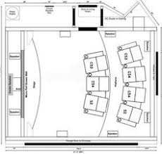 Home Theater Design Layouts HOME THEATER ROOM LAYOUT Home - Home theater design layout