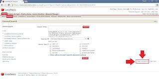 lexisnexis case search saving searches in lexisnexis au knowledge network lexisnexis au