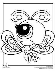 draw littlest pet shop coloring 13 coloring kids