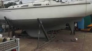 diy boat restoration painting jotun penguard hb epoxy primer