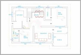 3 bhk house plan 800 sq ft house plans 3 bedroom kerala style modern house plan