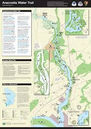 Potomac River On Map Anacostia River Water Trail Find Your Chesapeake National Park