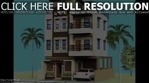 House Plans By Lot Size Modern House Plans On Narrow Lot 3 Story Small Luxihome