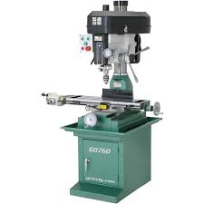 Bench Top Mill Shop Tools And Machinery At Grizzly Com